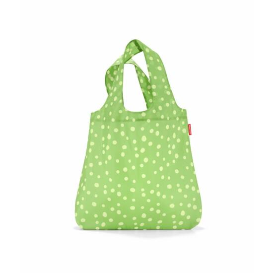 Reisenthel mini maxi shopper, spots green