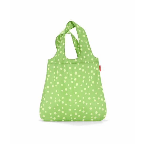Reisenthel mini maxi shopper, spots green