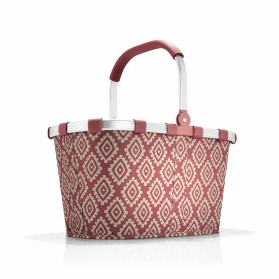 Reisenthel Carrybag kosár,  diamonds rouge