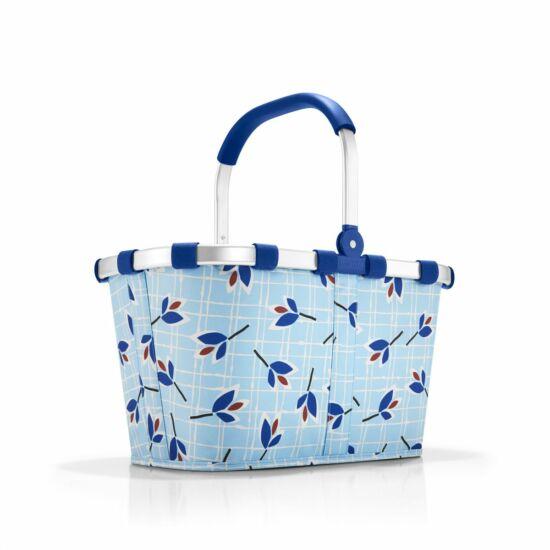 Reisenthel Carrybag kosár, leaves blue