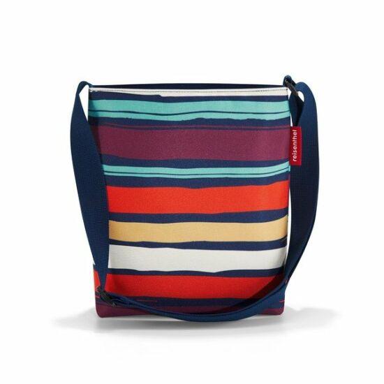 Reisenthel Shoulderbag S, artist stripes