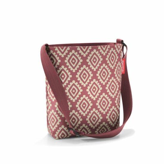 Reisenthel Shoulderbag S, diamonds rouge