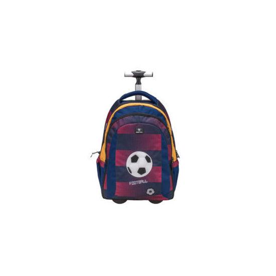 Belmil Easy-Go trolley és hátizsák egyben, Football Club