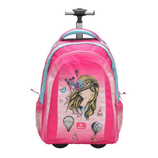Belmil Easy-Go trolley és hátizsák egyben, Ballons