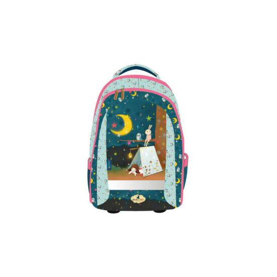 Santoro trolley és hátizsák egyben, Starry Night