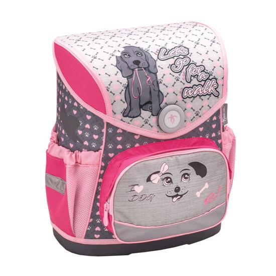 Belmil Compact merev falú iskolatáska, I Love Dog