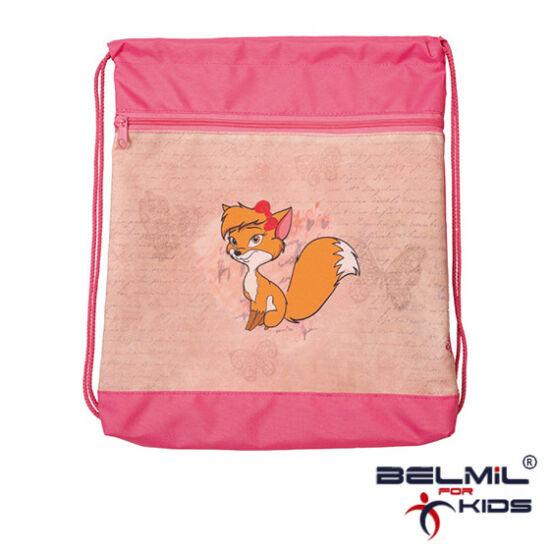 Belmil tornazsák hálós és zsebes, Foxy
