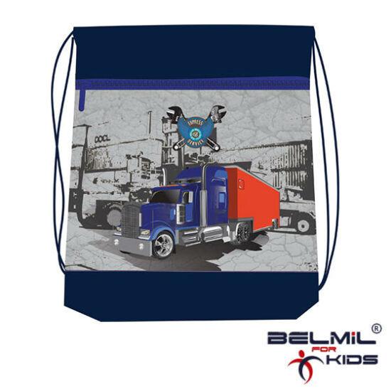 Belmil tornazsák hálós és zsebes, Truckers