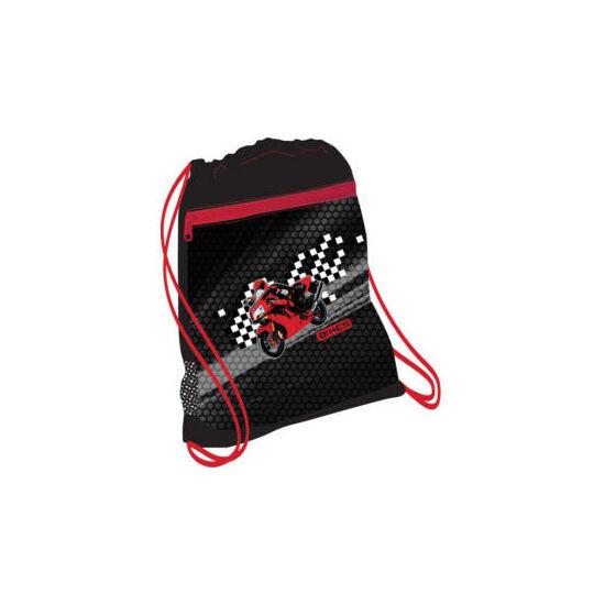 Belmil tornazsák hálós és zsebes, Moto Racer