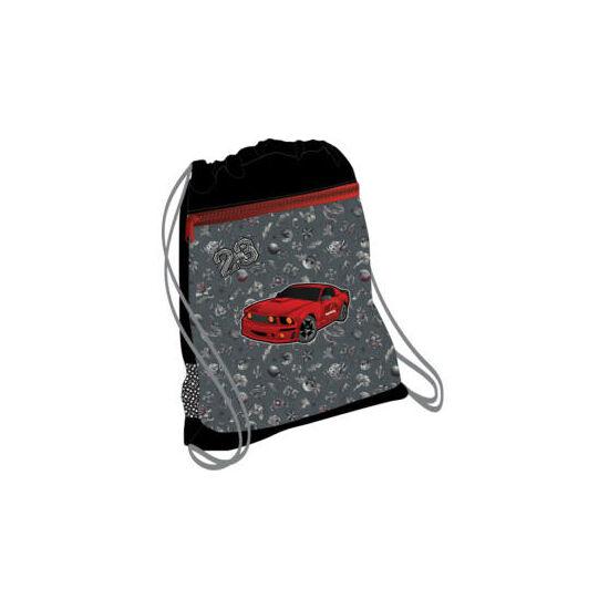 Belmil tornazsák hálós és zsebes, Crazy Racing