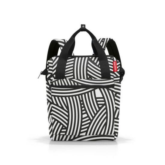 Reisenthel Allrounder R hátizsák, zebra
