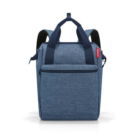 Reisenthel Allrounder R hátizsák, twist blue