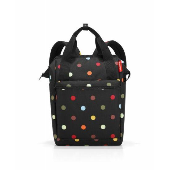 Reisenthel Allrounder R hátizsák, színes pötty