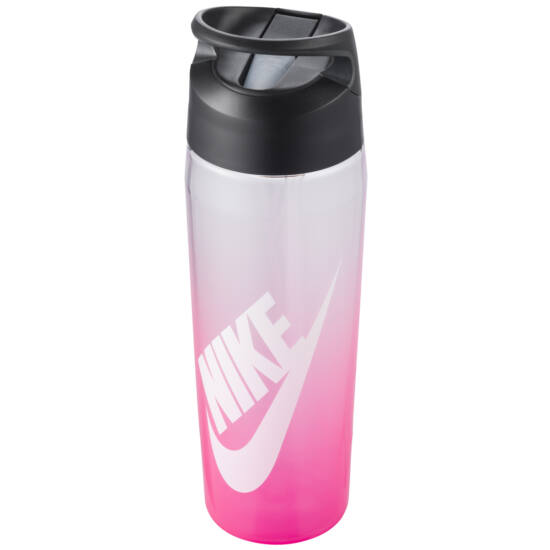 Nike TR HYPERCHARGE STRAW BOTTLE 710 ml kulacs, pink