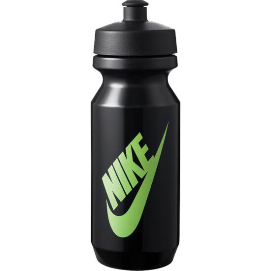 Nike BIG MOUTH GRAPHIC BOTTLE 650 ml kulacs, fekete-zöld
