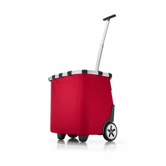 Reisenthel Carrycruiser bevásárlókocsi, piros
