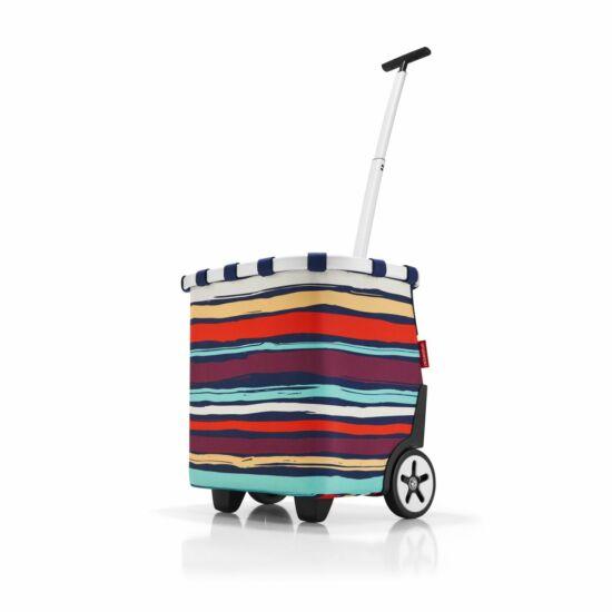 Reisenthel Carrycruiser bevásárlókocsi, artist stripes