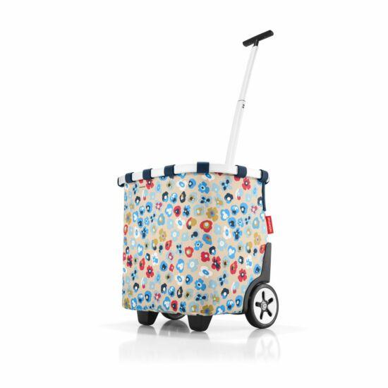 Reisenthel Carrycruiser bevásárlókocsi, millefleurs