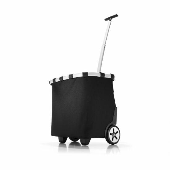 Reisenthel Carrycruiser bevásárlókocsi, fekete