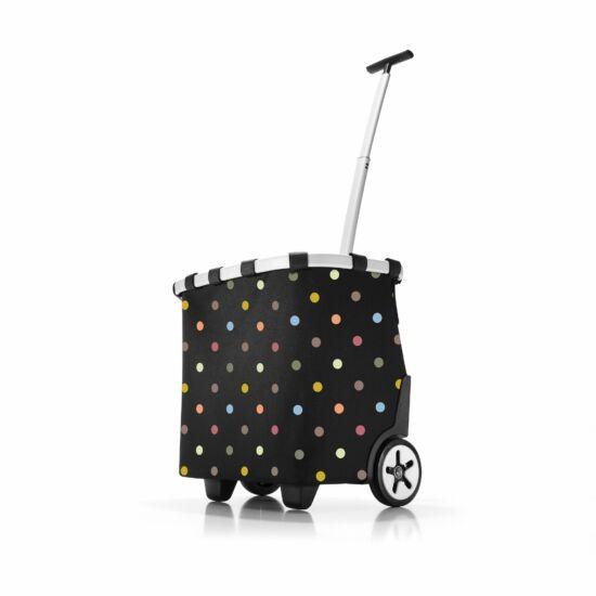 Reisenthel Carrycruiser bevásárlókocsi, színes pötty