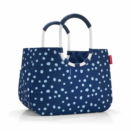 Reisenthel Loopshopper L, spots navy