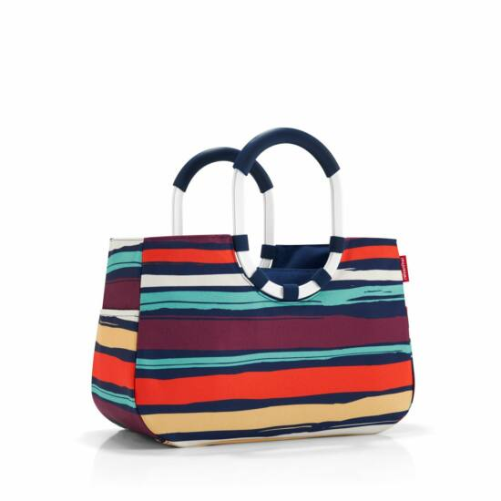 Reisenthel Loopshopper M, artist stripes