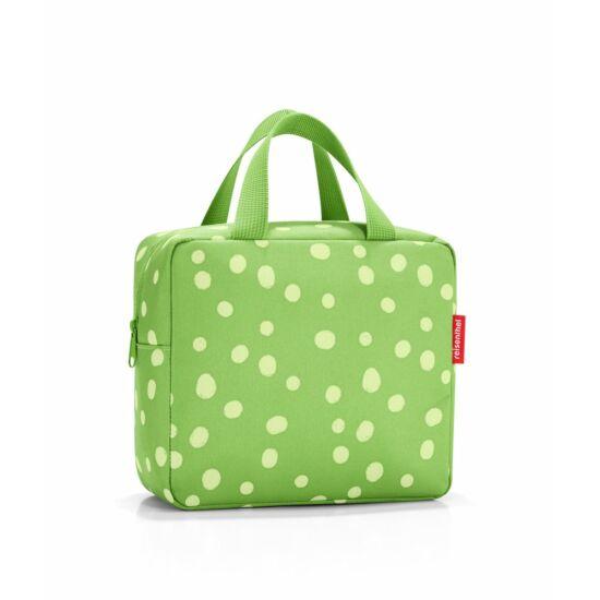 Reisenthel Foodbox hűtőtáska S, spots green