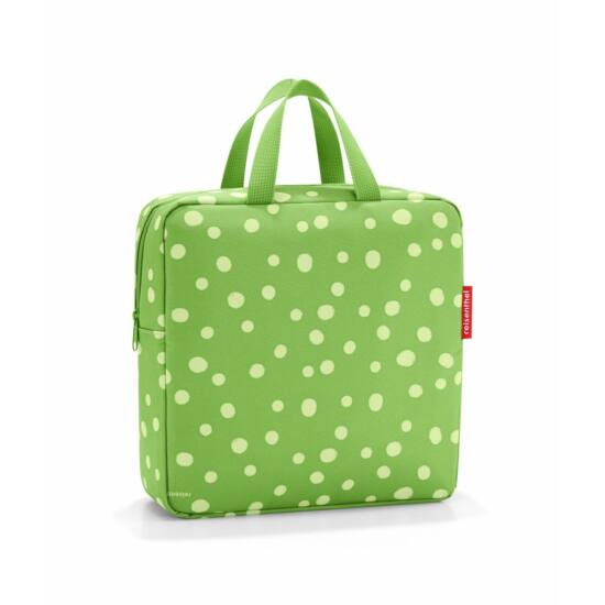 Reisenthel Foodbox hűtőtáska M, spots green