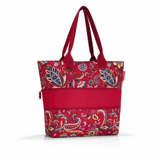 Reisenthel Shopper e1, paisley ruby