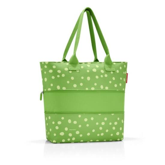 Reisenthel Shopper e1, spots green