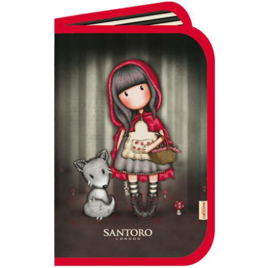 Santoro kihajtható tolltartó Little Red Riding Hood