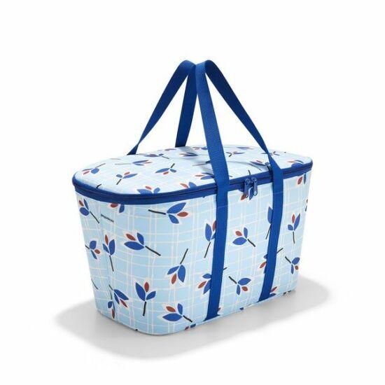 Reisenthel Coolerbag hűtőtáska, leaves blue