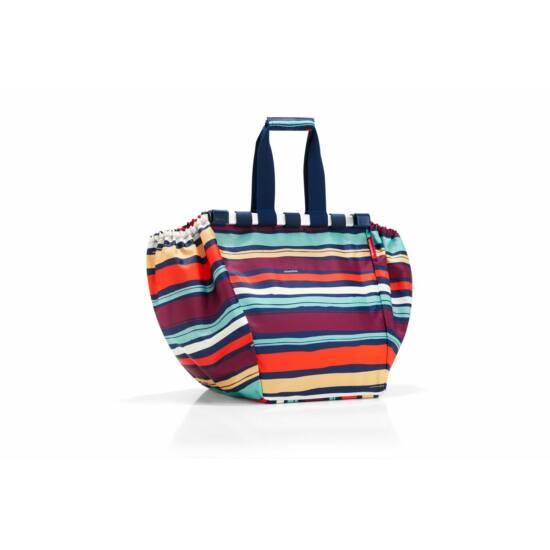 Reisenthel Easyshoppingbag, artist stripes