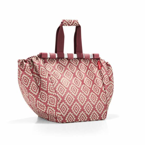Reisenthel Easyshoppingbag, diamonds rouge