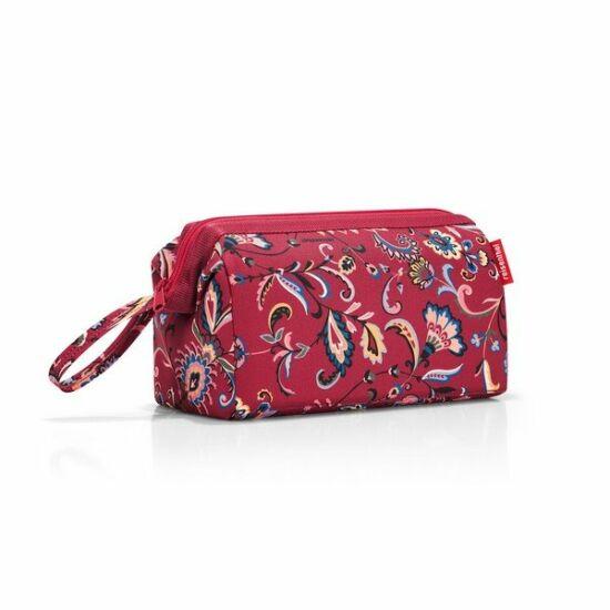 Reisenthel Travelcosmetic, paisley ruby