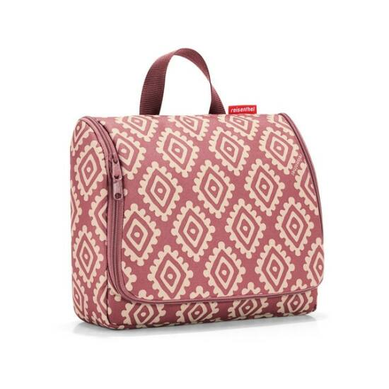 Reisenthel Toiletbag xl, diamonds rouge