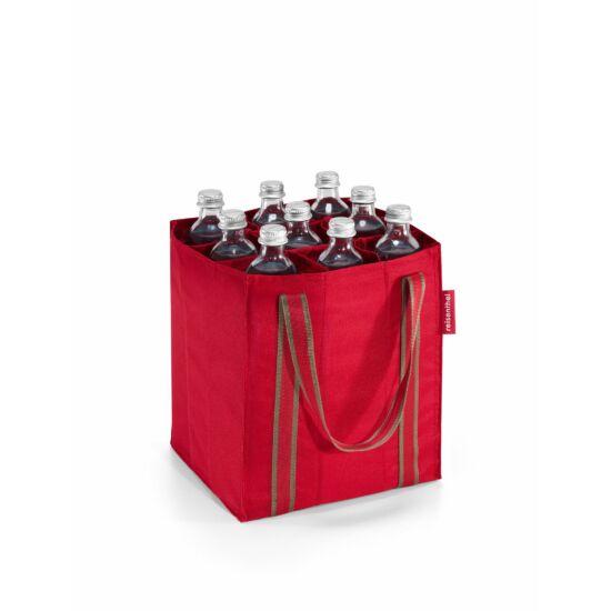 Reisenthel Bottlebag üvegtartó, piros