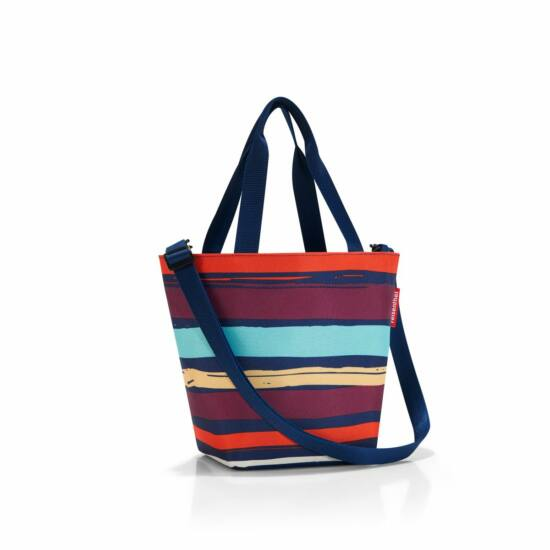 Reisenthel Shopper XS, artist stripes