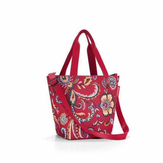 Reisenthel Shopper XS, paisley ruby