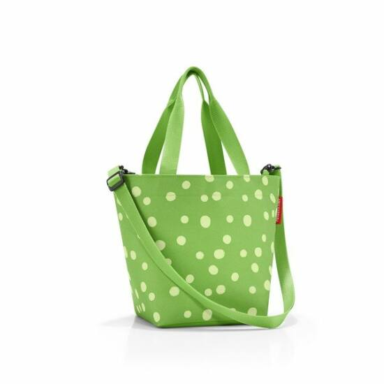 Reisenthel Shopper XS, spots green