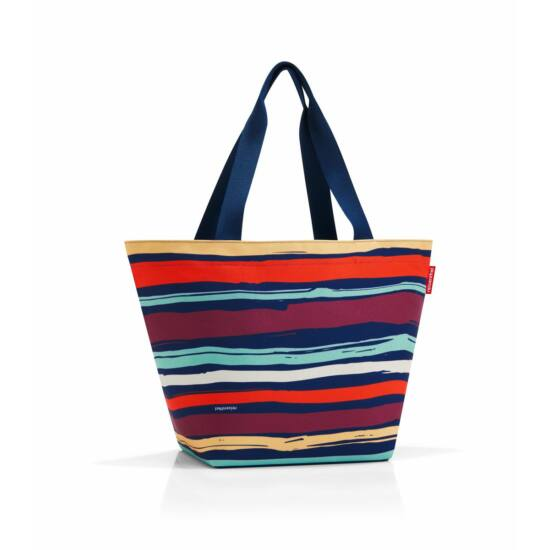 Reisenthel Shopper M, artist stripes