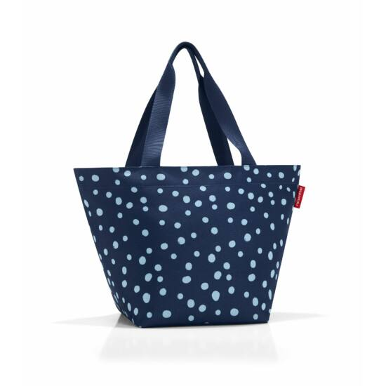 Reisenthel Shopper M,spots navy