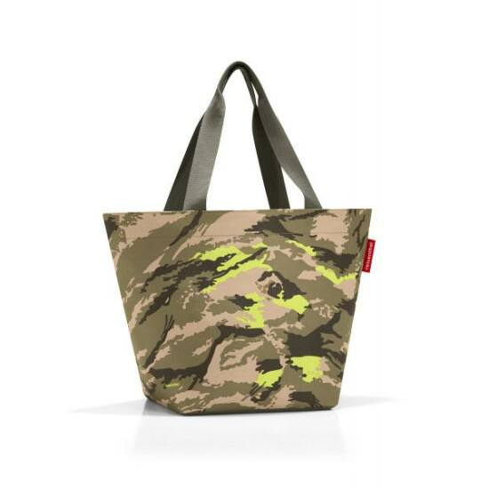 Reisenthel Shopper M, camouflage