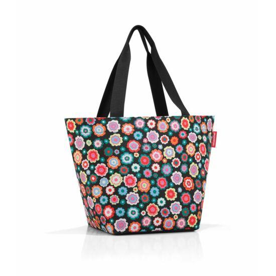 Reisenthel Shopper M, happy flowers
