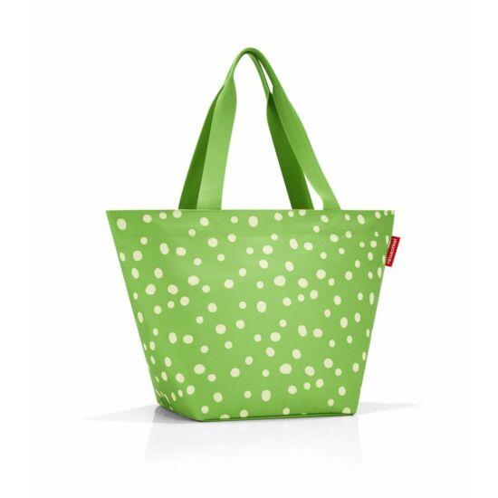 Reisenthel Shopper M, spots green