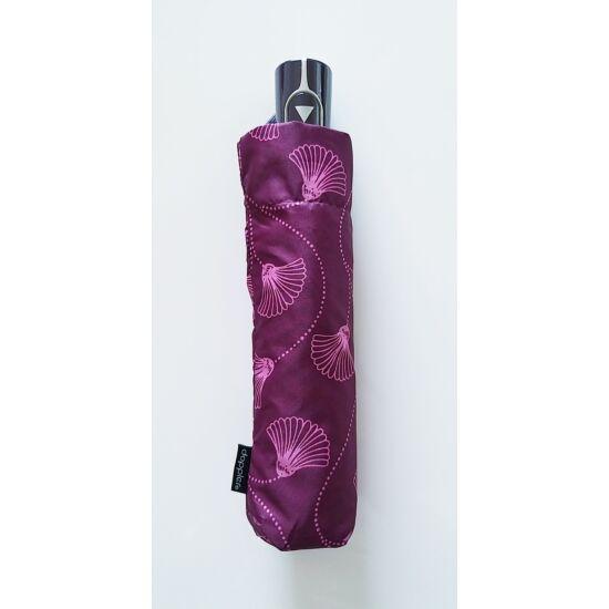 DOPPLER Fiber Style félautomata esernyő, lila