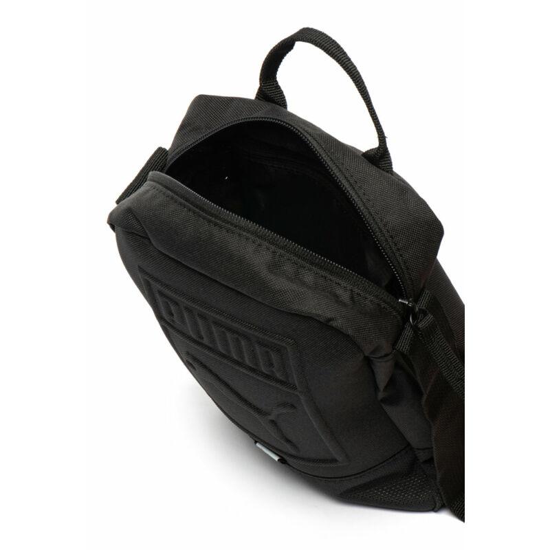 Puma S Portable kis oldaltáska,  fekete