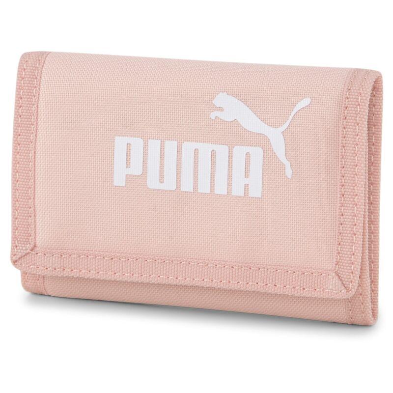Puma Phase Wallet pénztárca, világos barack