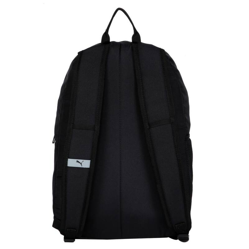 Puma hátizsák, TEAM GOAL 23 Backpack, fekete