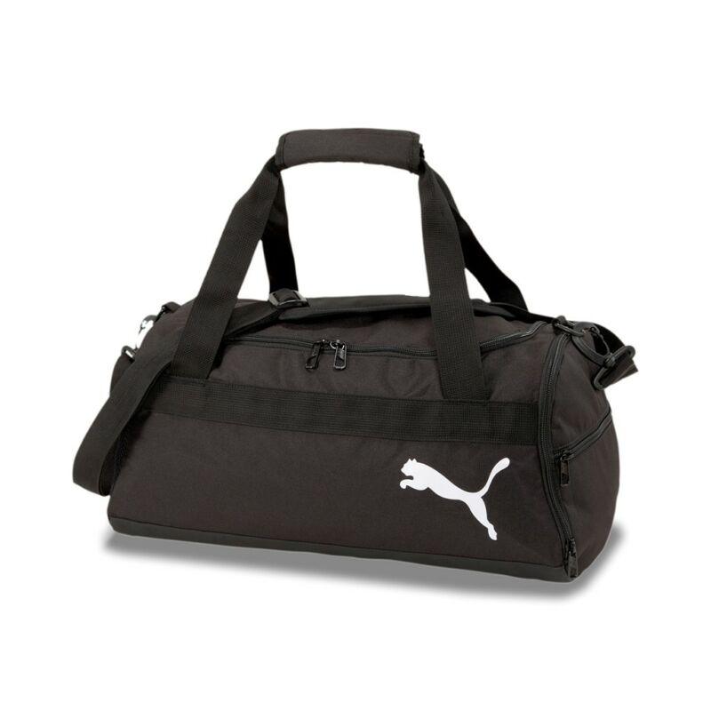 Puma sporttáska, TEAM GOAL 23 TEAMBAG S, fekete